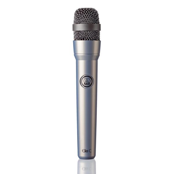 AKG ELLE C Silver Condenser vocal microp, discoland.fi
