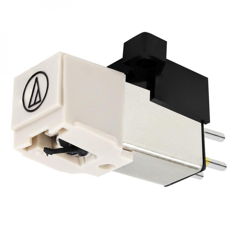 OMNITRONIC S-15 Äänirasia Ja Neula soveltuu DJ soittimiin sekä kotisoittimiin, jos kiinnitys oikea eli ruuvikiinnitys! (Made by Audiotechnica 3600)
