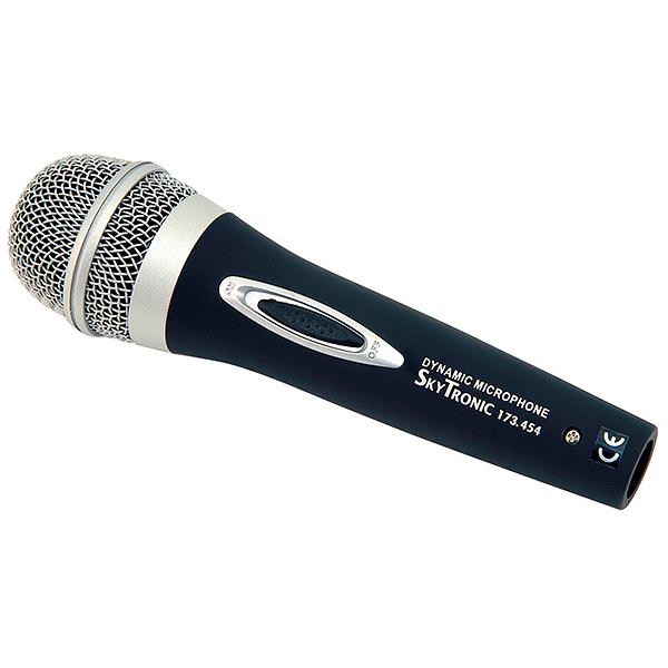 SKYTRONIC Microphone Dynamic, Dynaaminen, discoland.fi