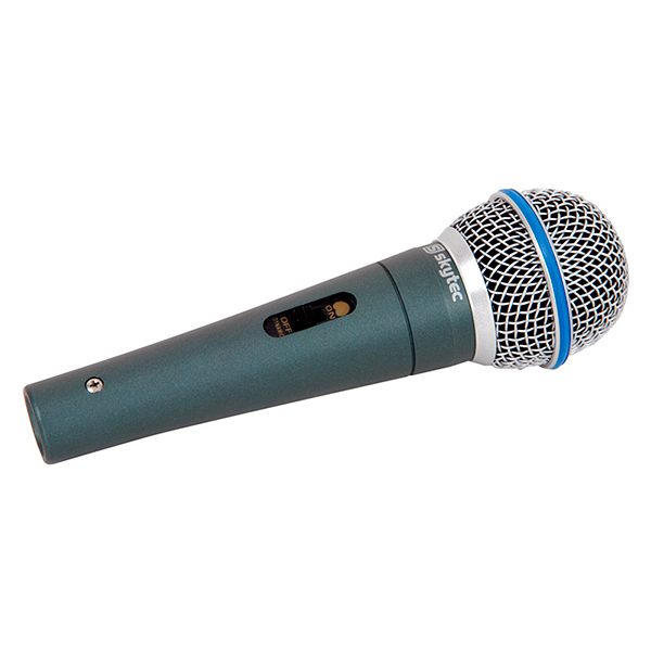 SKYTEC Loppu.V-MIC Dynaaminen mikrofoni , discoland.fi