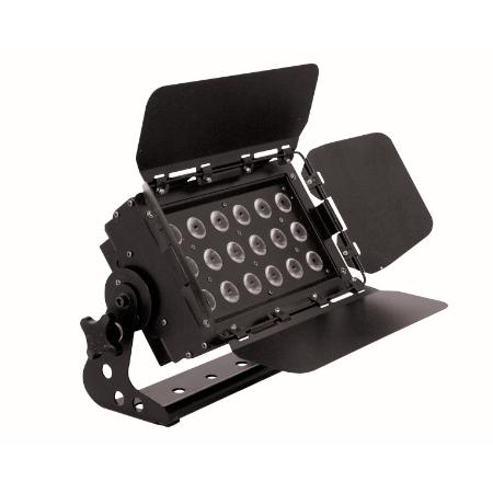 EUROLITE LED CLS-18 QCL RGBW 18x 8W 12°, discoland.fi