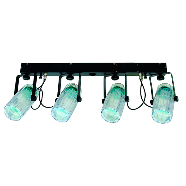 EUROLITE LED QDF-Bar RGBW TC light set, , discoland.fi
