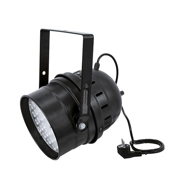 EUROLITE LED PAR-64 valonheitin W/A. LED, discoland.fi