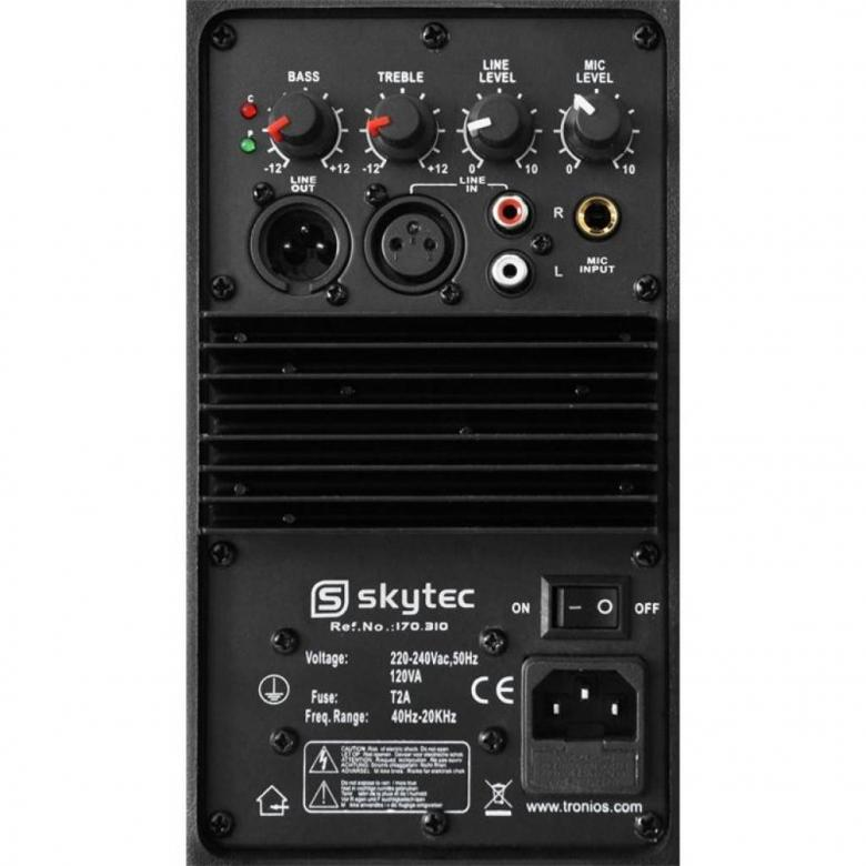 SKYTEC SP800A Hi-End 8