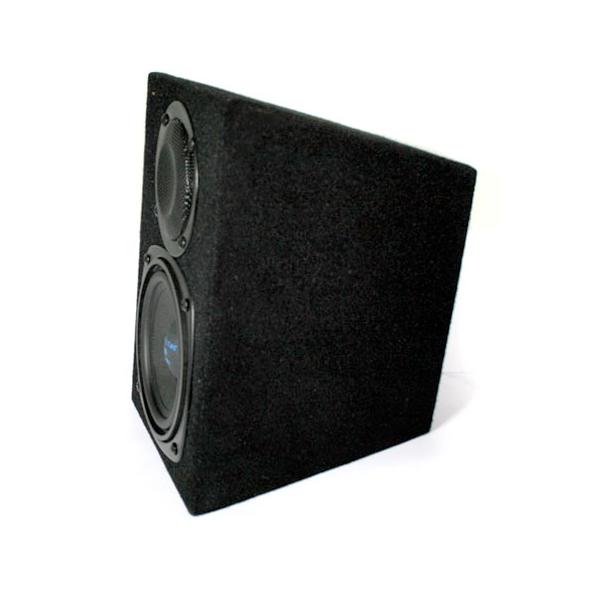 SKYTEC DJ monitori kaiutin pari passiivi 2x 30W on Pienikokoinen DJ monitori Kotikäyttöön 1- pari. Passiivi monitori, mitat 174 x 250 x 180mm sekä paino 3,5kg/ kpl.