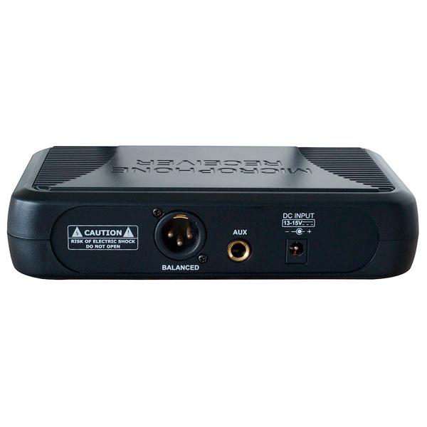 SKYTEC STWM722C 863,100 ja 864,500 taajuuksilla varustettu Langaton mikrofonijärjestelmä sis dual channel vastaanotin, käsilähetin (mikrofoni), bodyback taskulähetin, pääpantamikrofoni. Soveltuu loistavasti tiskijukille, juontajille, karaokeen, puhujille sekä laulajille. Järjestelmä toimii UHF- taajuuksilla. Pakkauksessa mukana paristot, plugi- plugi kaapeli, vastaanotin, lähetin (mikit), käyttöohje ja virtalähde.