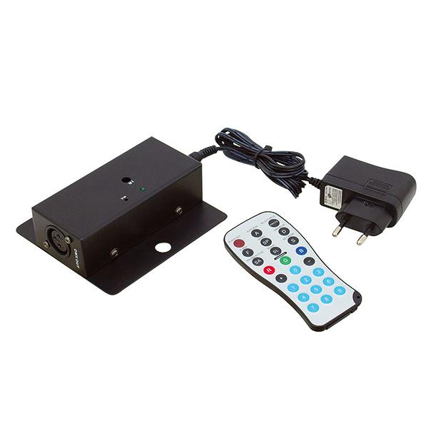 EUROLITE DMX LED Operator IR2DMX LED-val, discoland.fi