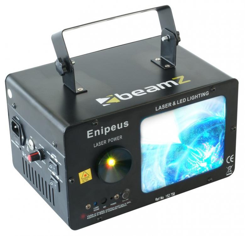 BEAMZ Enipeus LED laserefekti strobolla., discoland.fi