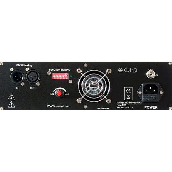 BEAMZ Hemera Moniväri laser RGY DMX. Monivärinen laser 9 DMX-kanavalla. Värit punainen 120mW, vihreä 60mW ja keltainen (miksattu säde). Luokka 3B. Toimii myös musiikkiohjaus tai stand alone modessa. Musiikkiohjaus sisään rakennetulla mikrofonilla, eli toimii myös ilman ohjainta. Esiohjelmoidut kuviot. Sisältää asennuskiinnikkeet. Mitat 308 x 208 x 125 mm sekä paino 2.8kg.