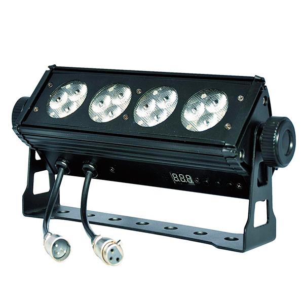 EUROLITE LED ACS BAR-12 3200K 12x1W LED-, discoland.fi