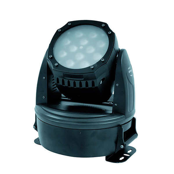 EUROLITE LED TMH-11 Moving Head Wash with 12x 9W TCL LEDs. Valovoimaltaan tuhti Head! Todella tehokkaat 12kpl 9W Tricolor LEDiä! Huipputehoa pieneen hintaan!