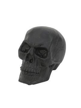EUROPALMS Halloween pääkallo musta 16c, discoland.fi