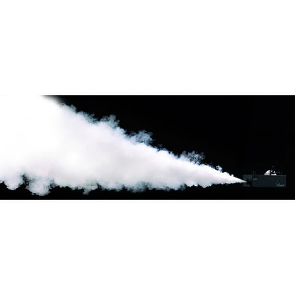 ANTARI W-510 Fogger savukone 1000W langattomalla kauko-ohjaimella ja DMX-ohjauksella. Mitat 468 x 250 x 148mm, paino 11,4kg.
