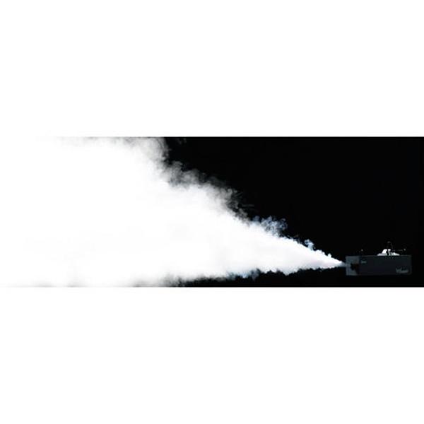 ANTARI W-515 Fogger on erittäin tehokas savukone 1500W, langattomalla kauko-ohjaimella ja DMX-ohjauksella. High performance fog machine with digital wireless control system and DMX interface.Savun tuotto 566 m³/min, kulutus 8.3minuutia/ litra. Mitat 561 x 278 x 186 sekä paino 14kg.