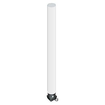 EUROLITE Air tube 5m valkoinen AF-650 il, discoland.fi