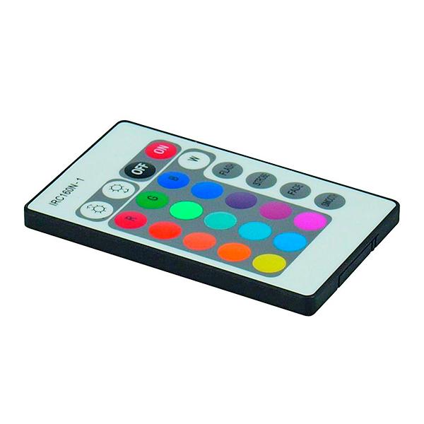 EUROLITE LED-valaisin PST-9W TCL IR Spot 6° IR-kauko-ohjaimella. Tehokas kapeakeilainen spotti. Värejä voidaan vaihdella monilla eri asetuksilla esim. RGB-värit, yksittäiset värit, kirkkauden ja nopeuden säätö sekä FC*=hitaasti vaihtuvat värit, SC+=nopeasti vaihtuvat värit. Sopii vaikka peilipallospotiksi. Mitat 135 x 165 x 170 mm sekä paino 0,5kg.