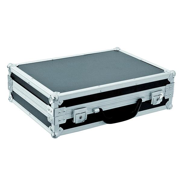OMNITRONIC Läppärilaukku ja kuljetuslaatikko LC-17. Max. 420x 280x 35mm. Pro laukku 43,2cm läppärille (17
