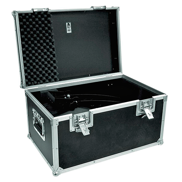 OMNITRONIC Kuljetuslaatikko LED-scannerille. Flightcase for TSL-300/TSL-400 LED scan.