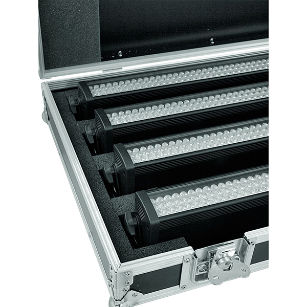 OMNITRONIC Kuljetuslaatikko neljälle LED-palkille Flightcase for 4x LED BAR-252 RGB