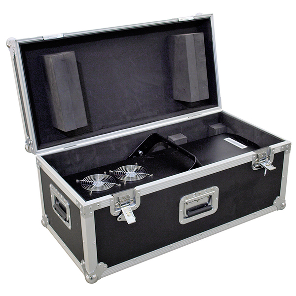 OMNITRONIC Kuljetuslaatikko scannerille. Flightcase for 1x DJ-Scan 600