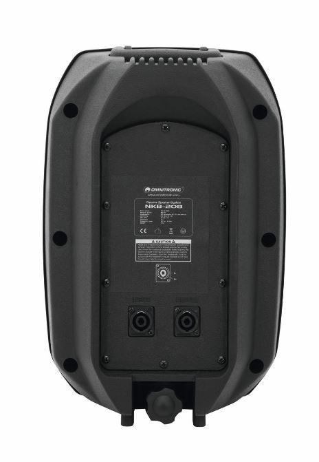 OMNITRONIC NKB-208 passiivikaiutin 8
