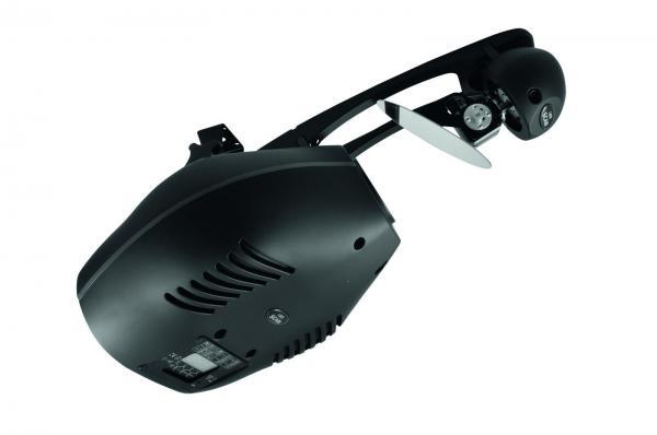FUTURELIGHT LED DSC-40 Pro Scanneri LUMINUS SST-90 LEDillä. Professional LED scanner with LUMINUS SST-90 LED.