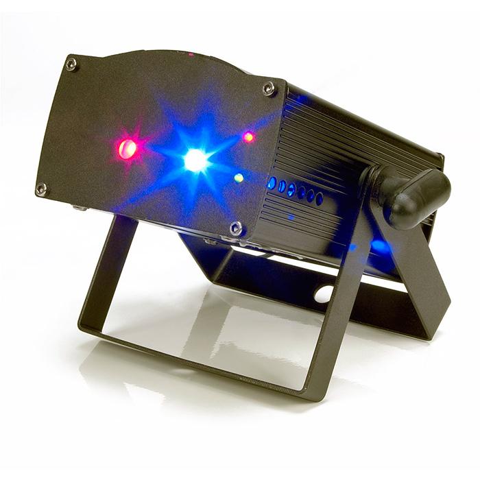 ADJ LOPPU!!!!Micro Royal Galaxian laser,, discoland.fi