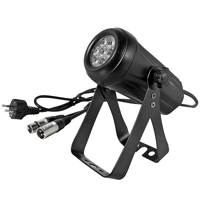 ADJ Micro Wash RGBW LED-valonheitin, 7x , discoland.fi