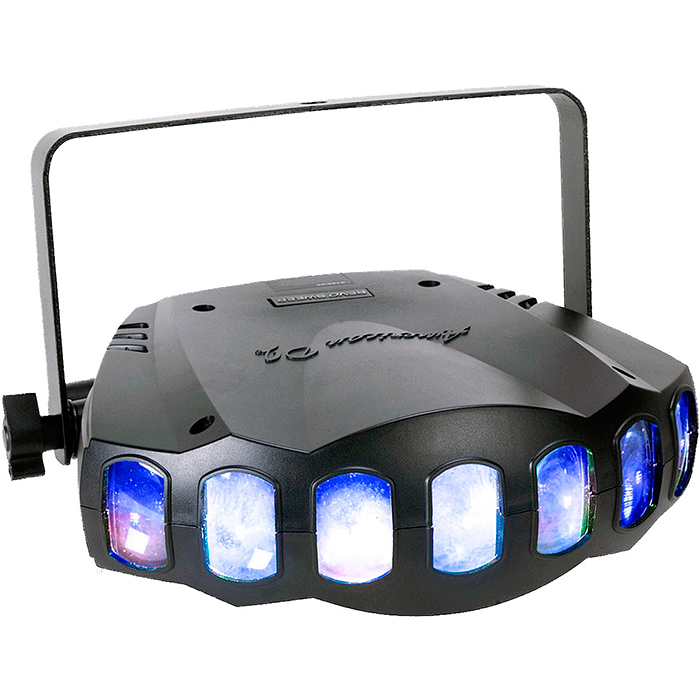 ADJ Revo Sweep LED-efekti  RGBW 84 LEDi�, discoland.fi