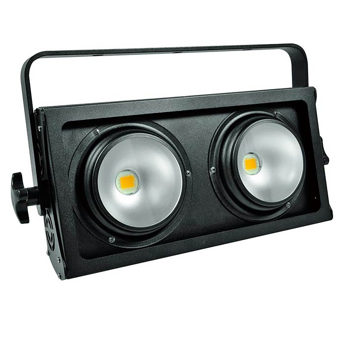 EUROLITE PRO Audience Blinderi 2x 50W CO, discoland.fi