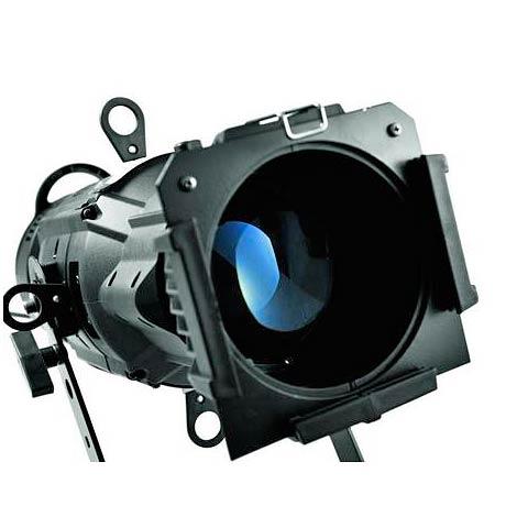 FUTURELIGHT LED SRC-150 Todella järeä LED-teatterivaloheitin 150W RCBW COB LED, himmennin ja strobe-efekti, DMX-ohjaus, master/slave. Professional stage spot light with COB LED in RGBW colors.