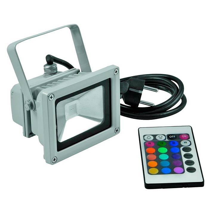EUROLITE LED IP65 FL-10 LED-valo sisä- , discoland.fi