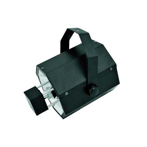 EUROLITE LED BR-50 ZigZag 5W LED RGBWA - Flower-efekti. Musiikkiohjaus, mikrofonin herkkyys säädettävissä. Sädekimppuefekti LED-teknologialla!!! LED-valoefekti näyttävällä matriisilla. Pitkä LEDien käyttöikä 50000- 100000 tuntia, ei lamppujen vaihtoa! Peili- ja sädekimppu-efekti liikkuu basson tahdissa. Katseenvangitsija, iskevällä suunnittelulla. Mitat (LxWxH): 250 x 195 x 220 mm Paino: 2 kg