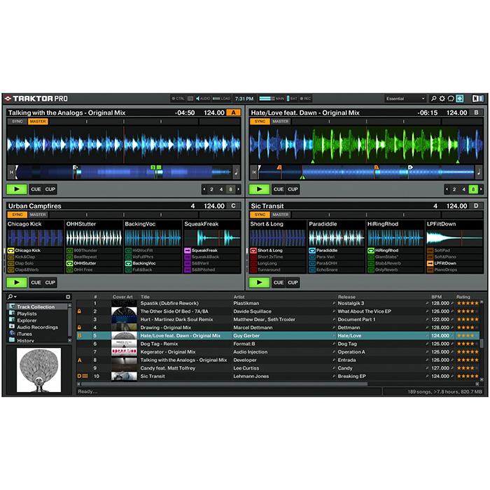 NATIVE INSTRUMENTS Traktor Kontrol F1 DJ-ohjain tuo uraauurtavia ulottuvuuksia digitaalisen DJ:n käyttöön. Ei sisällä SOFTAA. Native Instruments Traktor Kontrol F1-ohjain tuo uraauurtavia ulottuvuuksia digitaalisen DJ:n käyttöön Täysin uudistetuilla Remix Deckeillä voit laukoa luuppeja ja one-shot sampleja intuitiivisilla moniväripädeillä ja vaihtaa lennossa ohjainpinnan komennot käyttämään tavallisia biisikanavia.  Käytössäsi on 64 raitaa, luuppia tai one-shot samplea kullekkin remix deckille, johon voit ladata omia soundeja, hämärtäen DJ- ja live-soiton rajaa.