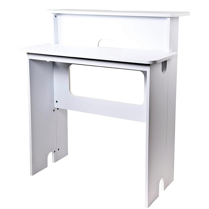 GLORIOUS Digital miksausasemapöytä 1000 X 1140 X 575mm, valkoinen.