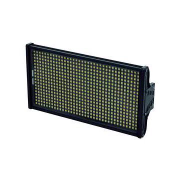 FUTURELIGHT STB-648 LED Strobe 658x SMD 5050 LEDiä, LED-toimintonäyttö ja ohjauspaneeli valaisimen takana, musiikkiohjaus, DMX tai stand-alone. Professional LED Strobe.