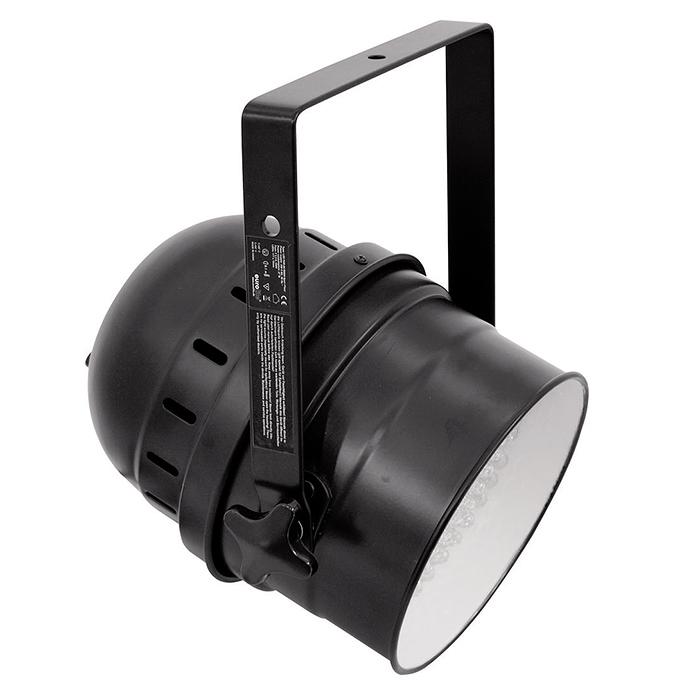 EUROLITE LED PAR-64 RGBA DMX-ohjattava L, discoland.fi