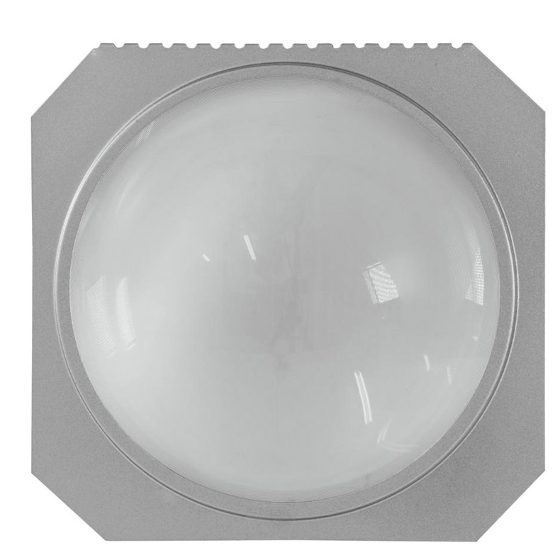 EUROLITE Fresnel-linssi LED COB ML-56 valoheittimille, väri alumiini. Fresnel lens for LED COB ML-56, silver. Fresnel lens to reduce the beam angle with high effciency and homogeneous illumination.