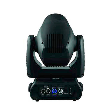 EUROLITE DMB-60 LED Moving Head pieni ja tehokas LUMINUS CBT-90, 4°, valokiila helppo keskittää ja siirtää tarkasti, 3-facet ja 8-facet prismat sekä huurrefiltteri, 8 värillistä dichroic-filtteriä + valkoinen, sateenkaariefektin nopeus säädettävissä kumpaakin suuntaan, 11 goboa + auki, goboja voi pyörittää kumpaakin suuntaan ja ravistaa, himmennin, strobe, DMX- tai muusiikkiohjaus.