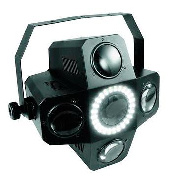 EUROLITE LED PUS-5 Hybrid Flower-efekti , discoland.fi