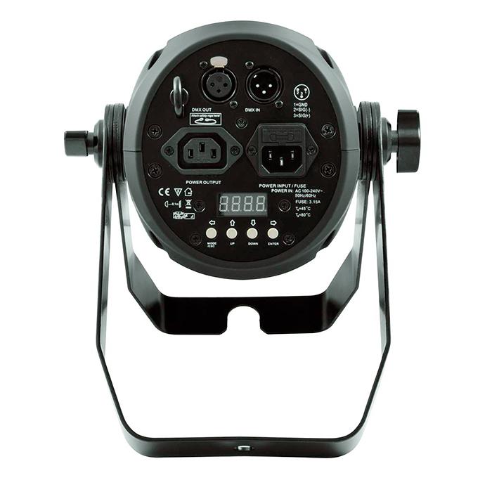 FUTURELIGHT PPCT-4000 LED Teatterivalonheitin PRO Spot 90W BXRA-30E4000 COB LEDillä 20°, lämmin valkoinen 3000 kelviniä 4000 lumenia.