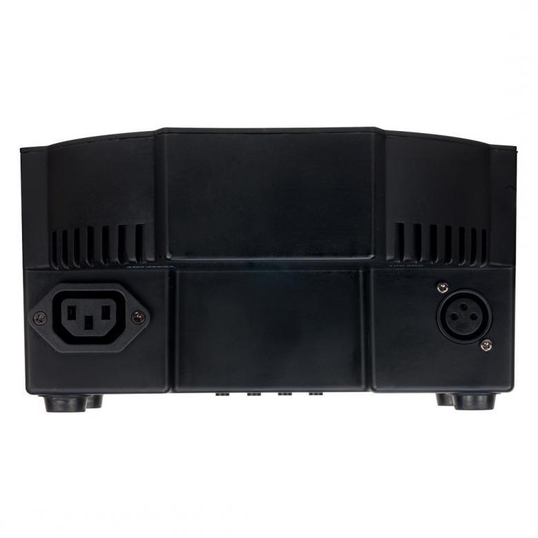 ADJ TRI64 Profile 12x 3W valonheitin TRI color RGB LEDiä. Valokeila 25˚, LED-näyttömenu takapaneelissa, himmennettävä 0-100%, pulssi ja strobe-efekti, DMX, stand alone, master/slave, musiikkiohjaus, langattomasti RC IR-ohjaimella. (myydään erikseen), sisäänrakennetut valo-ohjelmat. Mitat 261 x 260 x 110mm sekä paino 2,1kg.