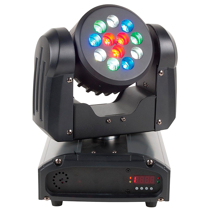 ADJ Inno Color Beam 12 Moving Head RGBW , discoland.fi