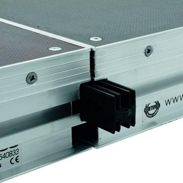 GUIL TM-440/1x1 Lavaelementti 100 x 100cm max. kuorma 750 kg/m², sopii myös ulkokäyttöön. Outdoor stage element