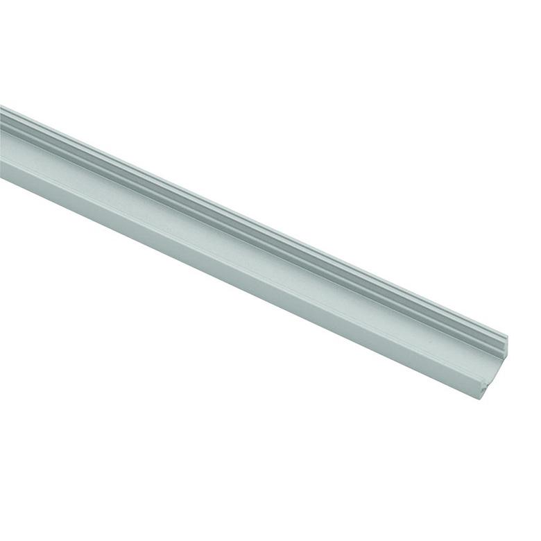 EUROLITE U-alumiiniprofiili 2m LED-nauha, discoland.fi