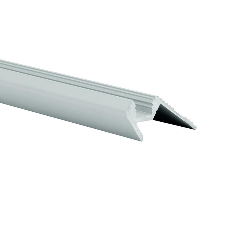 EUROLITE Askelma-alumiiniprofiili 4m LED-nauhalle.