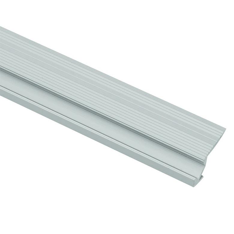 EUROLITE Askelma-alumiiniprofiili 4m LED, discoland.fi