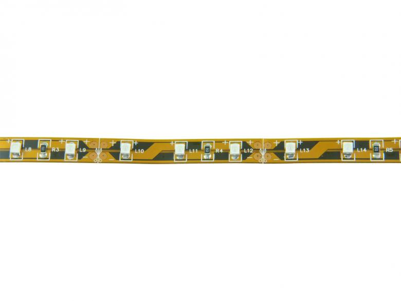 EUROLITE LED-nauha Strip 300x SMD3528 LEDiä punainen, 5m 12V, LED-valonauha sisäkäyttöön. Flexible LED strip for indoor use
