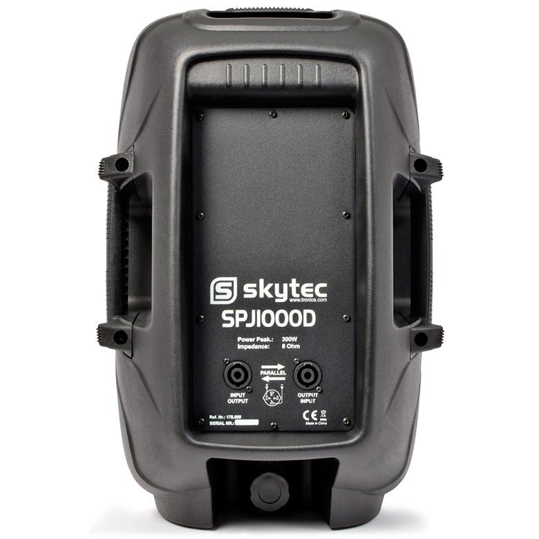 SKYTEC SPJ-1000D 2-tie passiivikaiutin 10