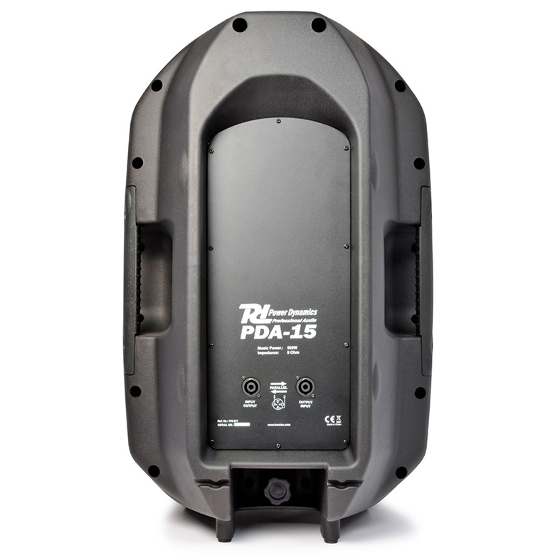 POWERDYNAMICS PDA-15 kaiutin PA 2-tie passiivikaiutin 15